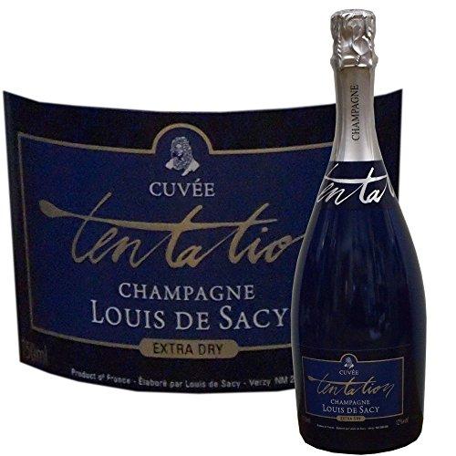 Louis de Sacy Champagner Cuvée Tentation 0,75 l
