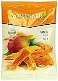 Seeberger Mango ungezuckert, 100 g Beutel