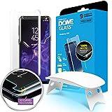 Verre Trempé Dome Glass Galaxy S9 - écran Protecteur Vitre, Anti Rayures, Sans...