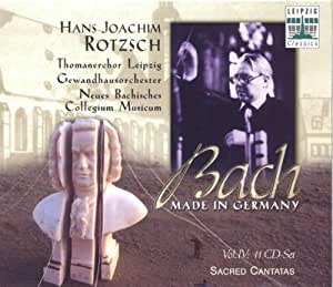 Bach - Made in Germany Vol. IV (Kantaten)