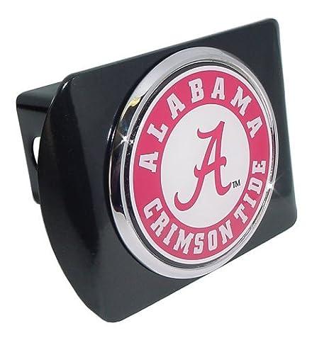University of Alabama Black with Chrome Crimson Tide Seal NCAA