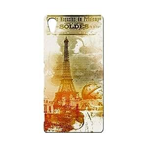 BLUEDIO Designer Printed Back case cover for Sony Xperia Z4 - G0438