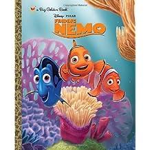 Finding Nemo Big Golden Book (Disney/Pixar Finding Nemo) (a Big Golden Book) by RH Disney (2012) Hardcover