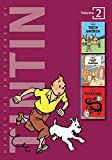 """The Adventures of Tintin: Volume 2 (Compact Editions): """"Tintin in America"""", """"The Cigars of the Pharaoh"""", """"The Blue Lotus"""" v. 2 (The Adventures of Tintin - Compact Editions)"""