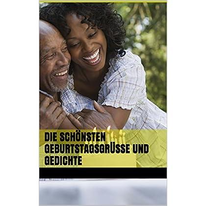 Pdf Die Schonsten Geburtstagsgrusse Und Gedichte Kostenlos Download