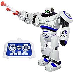 SGILE Robot de Control Remoto con Tecnologías de Autoequilibrado y Detección de Movimiento Juguetes para Niños