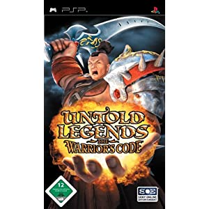 Untold Legends 2 – The Warriors Code