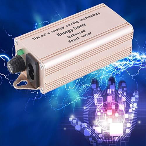 Home Room Power Energy Saver Strom Verbesserte Spardose Tragbare Stromrechnung Mörder Max Last 30KW Us-stecker () -