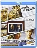 Pack: Lejos De La Tierra Quemada + El Mejor + Una Vida Por Delante [Blu-ray]