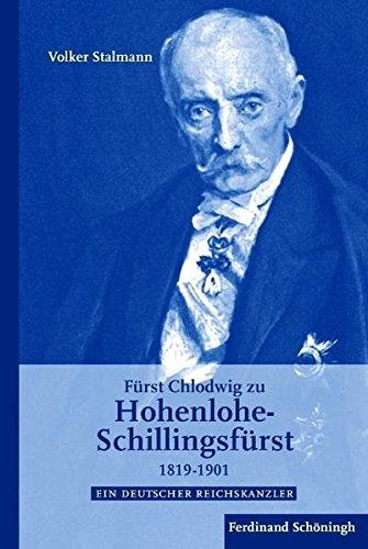 Fürst Chlodwig zu Hohenlohe-Schillingsfürst