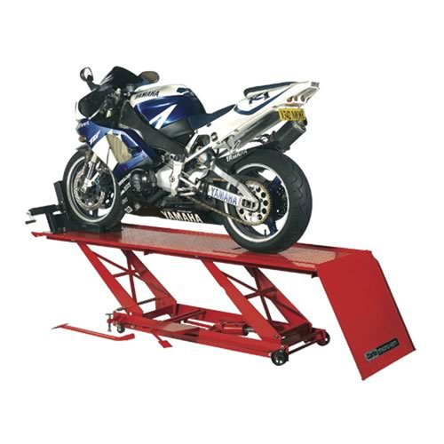 clarke-cml3-pedal-operated-hydraulic-motorcycle-lift