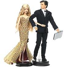 Mattel James Bond 007 Ken Y Barbie f7bdd9e9b95