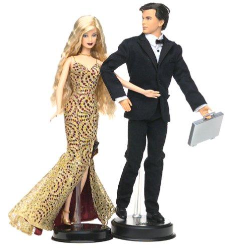 Barbie Collectibles # B0150 James Bond 007 (Barbie-sammlerstücke)