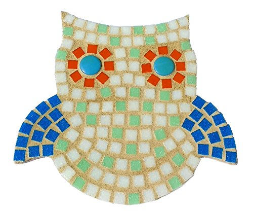 Bright Owl Mosaic Craft Kit