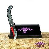 Counter-Strike: Global Offensive - Couteau Flip Autotronic - Couteau pliant - Livraison rapide - Bonne qualité - By JARL (CS GO KNIFE)