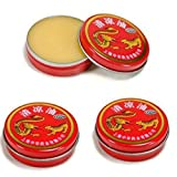 Long hu Brand Essential Balm Oil Tiger Dragon Cooling Ointment Cooling Oil Mosquito Bites Antipruritic Flavor for Summer pack of 3 @ fantat.trading