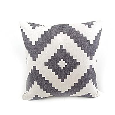 Black Kilim Cushion Cover Pillow Case With Diamond Pattern Anatolia Turkish Style