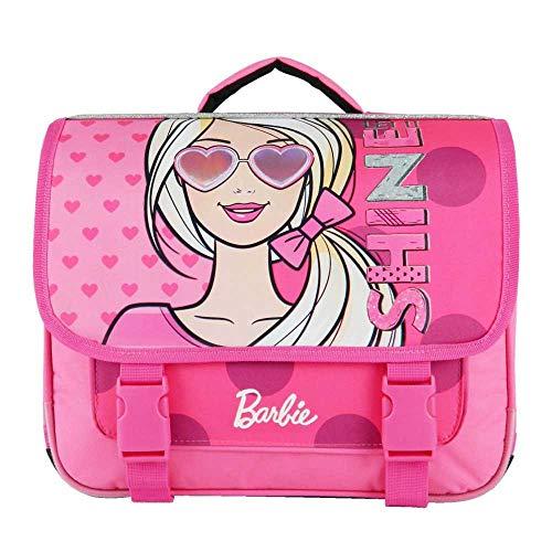 Bagtrotter Barbie Bagage Enfant, 38 cm, Ros