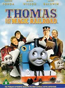 Thomas And The Magic Railroad Dvd 2000 Amazon Co Uk