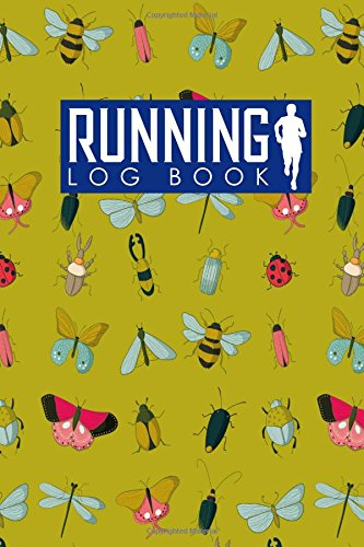 Running Log Book: Run Planner, Running Distance Tracker, Running Schedule Template, Track Distance, Time, Speed, Weather, Calories & Heart Rate: Volume 41 (Running Log Books) por Rogue Plus Publishing