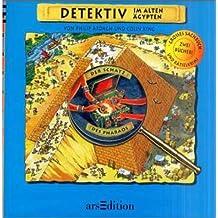Detektiv im alten Ägypten, m. Rätselkrimi