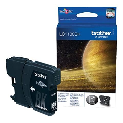 Brother LC-1100BK Cartouche d