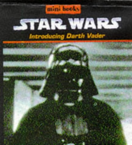 Introducing Darth Vader.