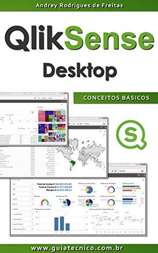 Qlik Sense Desktop - Conceitos Básicos (Portuguese Edition)