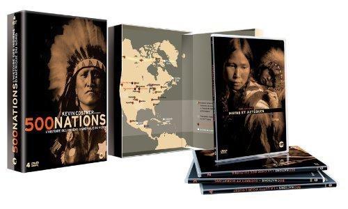 500 nations - l'histoire des indiens d'amérique du nord(Coffret 4 DVD)