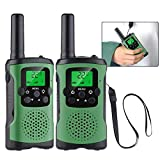 Best Niños Walkie Talkies - Walkie Talkie, ML339 Niños al Aire Libre Radio Review