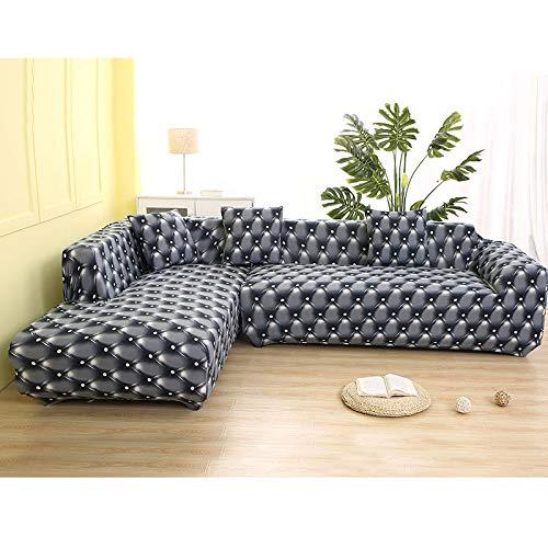 Aliaoforz Funda sofá elástica algodón Que Necesita