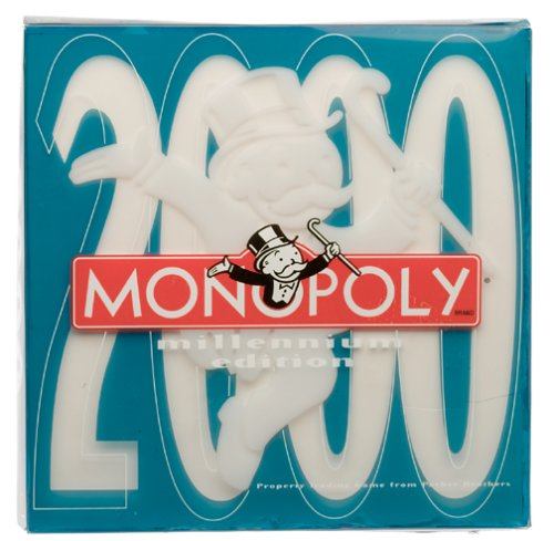Monopoly Millennium [englischsprachige Version]