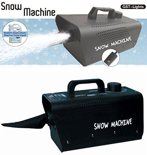 Electric Artificial Pretend Fake Snow Foam Effect Machine