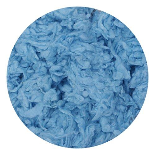 JunYe Baby Fotografie Requisiten, Born Fotografie Hintergrund Requisiten Wollmischung Füllstoff Kissen Blanket Stuffer - Himmelblau