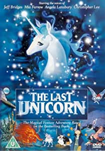The Last Unicorn [DVD]
