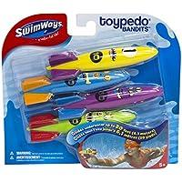 Swimways - 6038065 - Toypedo Bandits - Jeu de Piscine, Natation et Plongée