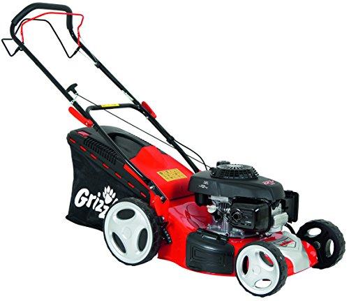 Grizzly tosaerba a benzina brm 46-160 ha con motore honda
