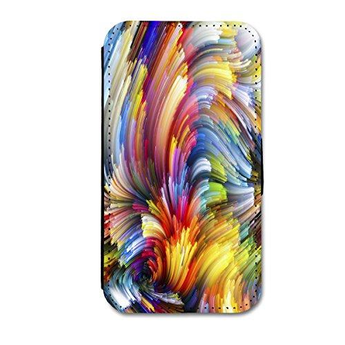 Book Style Flip Handy Tasche Case Schutz Hülle Schale Motiv Etui für Apple iPhone 6 - 4,7 Zoll - Flip 1A50 Design1 Design 11