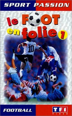 Le Foot en folie - Vol.1 [VHS]