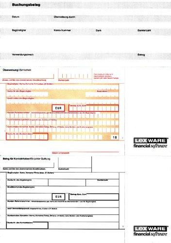 Preisvergleich Produktbild Transfer-Formular/EU 1pk