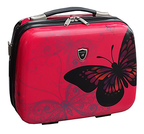 Vanity case madisson yokohama 33cm (rosa)
