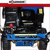 Holzinger Benzin Schneefräse - 7