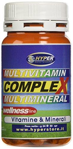 Hyper hyp0005006 MULTIVITAMIN & MINERAL COMPLEX, Vitamine