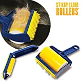 ROULEAU ANTI PELUCHE STICKY CLEAN ROLLERS