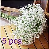 akooya bébé haleine gypsophile artificielles fleurs pour mariage cadeau Home Decor
