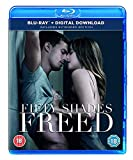 Fifty Shades Freed Blu-Ray + Digital import