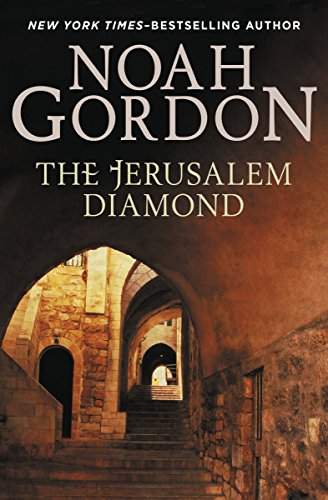 The Jerusalem Diamond (English Edition) por Noah Gordon