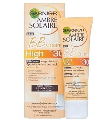 Ambre Solaire Face Sun Creams