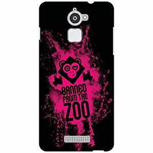 Coolpad Note 3 Lite Printed Mobile Back Cover