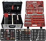 Famex 716-09 Werkzeugkoffer Komplettset